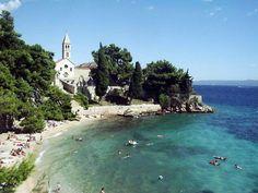 Brac Island, Croatia.