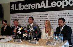 Abogado: fiscalía fabrica pruebas contra Leopoldo López