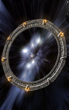 Stargate        Check out more #Art & #Designs at: http://www.vektfxdesigns.com