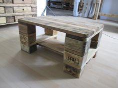 Möbel   Tisch   Couchtisch   Ein Designerstück Von Woodupcycling Bei DaWanda
