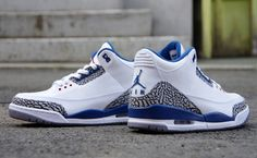 Air Jordan: Jordan III. Got to get me a pair