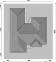 Projekt Domena 113 B 170,13 m2 - koszt budowy - EXTRADOM