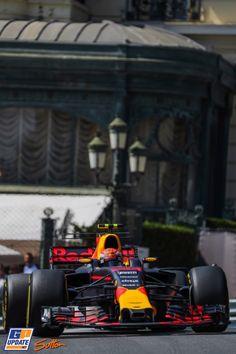 Max Verstappen, Red Bull, Formule 1 Grand Prix van Monaco 2017, Formule 1