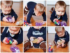 Sensory Bottles for Little Ones