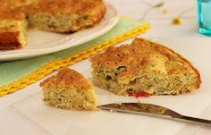Uma tarte salgada é sempre ideal para uma refeição leve e rápida