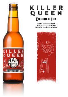 Hammer - Killer Queen Double IPA | Italian Craft Beer