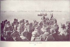THIS DAY IN WWI: NOV 27,1915 - The Serbian Army Collapses. It will retreat to the Adriatic Sea and be evacuated by the Italian and French Navies.