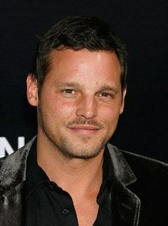 Justin Chambers -- tied with Simon Baker and Colin Firth for #1 groom