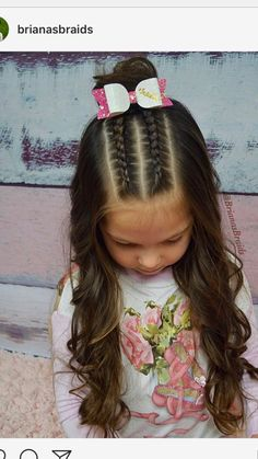 Cute Kids Hairstyles for Girls Hair Style Girl hair styles for girls braids Girls Hairdos, Lil Girl Hairstyles, Cute Hairstyles For Kids, Kids Braided Hairstyles, Box Braids Hairstyles, Protective Hairstyles, Teenage Hairstyles, Hairstyle For Kids, Childrens Hairstyles