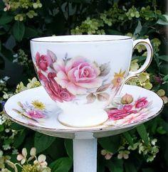 Scherer Beautiful Living: How to Make a Vintage Antique Cup Saucer Bird feeder Tutorial