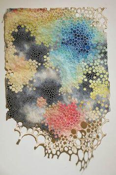 Some really impressive paper creation by Karen Margolis