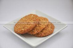ANZAC Biscuits - esses estão entre os meus preferidos. Aveia é um ingrediente acolhedor por natureza.