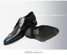 La elegancia de un calzado icónico con detalles únicos, como un pulido especial, crea un efecto de dos tonos en todo el zapato. #Canali