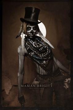 the secret garden: Nicolas Senegas Character Concept, Character Art, Art Zombie, Westerns, Baron Samedi, Steampunk, Voodoo Hoodoo, Black Unicorn, West Art