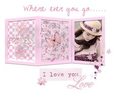 """""""Where ever you go.....🎀"""" by jbeb ❤ liked on Polyvore featuring art"""
