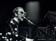 Elton John - 1970s-music Photo