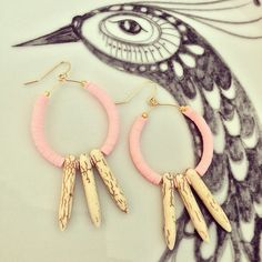 Birds of a feather//www.theodosiajewelry.com