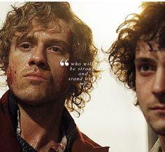 Barricade Boys. Les Miserables <3
