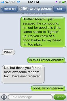 Funny Text Messages Pranks Awesome Instead Of Prank Calls now We Have Prank Texts 37 Pics Funny Prank Calls, Funny Texts Pranks, Funny April Fools Pranks, Text Pranks, Funny Jokes, Hilarious, Fun Funny, Funny Pics, Prank Phone Numbers