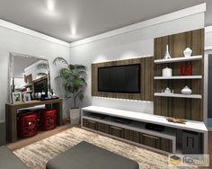 Living - Priscila Christofoletti Interior Designer