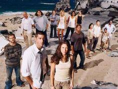 LOST season 1 cast promo picture.