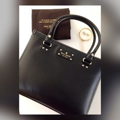 I just discovered this while shopping on Poshmark: Kate Spade.NWT. Check it out! Price: $250 Size: 9.5H X 12W X 4.5 Across., listed by kc1101