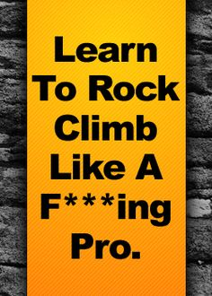 How to improve your rock climbing technique in 5 easy steps. - ClimbingThings.com