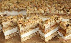 Myslíme si, že by sa vám mohli páčiť tieto piny - sbel Czech Recipes, My Recipes, Sweet Recipes, Baking Recipes, Cake Recipes, Dessert Recipes, Puding Cake, Vegan Junk Food, Gift Cake