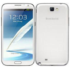 Samsung Galaxy N7100 Note 2: display da 5.5 pollici, processore Exynos perfetto per il multitasking e i giochi 3D, con sistema Android Jelly Bean, riconoscimento vocale, fotocamera da 8MP, ripresa video in HD, condivisione social e pennetta ergonimica.