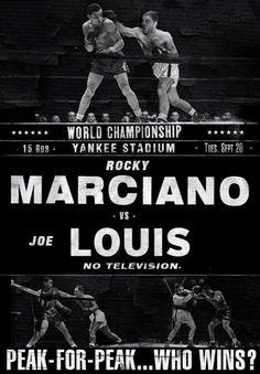 october 26 1951 Rocky Marciano defeated Joe Louis