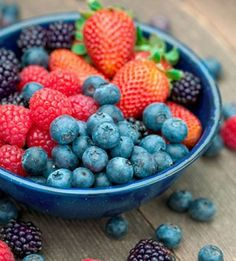 Amazing Health Benefits of Berries - Diet and Nutrition Center - Everyday Health Berries.have so many great qualities!have so many great qualities!
