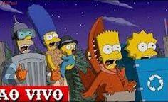 SESSÃO DESENHOS ANIMADOS (TV GLOBINHO) JÁ JÁ OS SIMPSONS
