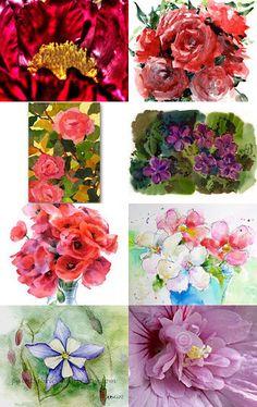 Flower decoration! by planitisgi.gr on Etsy--Pinned with TreasuryPin.com