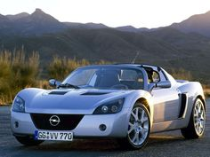 Opel Speedster Turbo /              Vauxhall VX220 Turbo '03