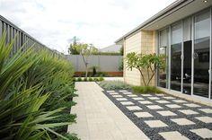 Harveyjenkin landscapes perth modern West Australian native garden