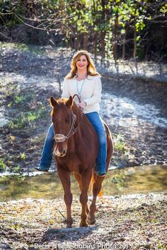 Peter and Kim Robbins photoshoot at Benbrook Stables!