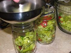Canning Granny: Pickled Banana Peppers