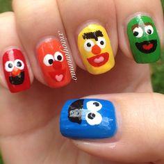 Sesame Street!