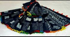 New collection of pom pom sarees  Price:1499+shipping Order what's app 7995736811