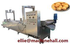 Pork Ball Frying Machine|Pork Meat Fryer Equipment http://www.fried-machinery.com/products/meat-fryer/pork-ball-frying.html