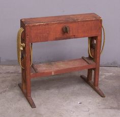 An Early American Cheese Press