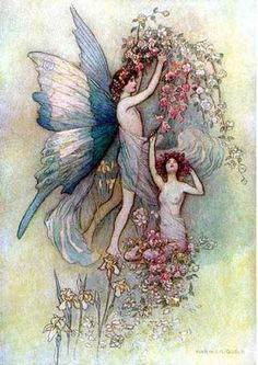 Google Image Result for http://xaxor.com/images/Oil%2520Paintings/Classic%2520U/Uncataloged%2520Fairy%2520Art/fairies_and_flowers.jpg