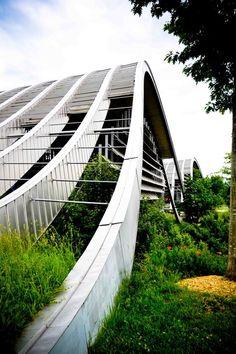 Zentrum Paul Klee museum - Bern - Switzerland | Blogs | Archinect