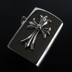 【CHROME HEARTS/クロムハーツ】ジッポ V1-CH クロス - SILVER ACCESSORY SHOP O2〔オーツー〕 Online Shop