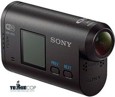 Sony Action Cam HDR-AS10 is a good POV camera but has some design issues; this device has Wi-Fi and the feature set is good considering the price; read all about this camera here.