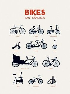 Bikes of San Francisco.