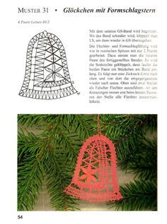 """""""Рождественские мотивы"""" Christmas Bells, Christmas Ornaments, Christmas Ideas, Polly Polly, Romanian Lace, Bobbin Lace Patterns, Lace Heart, Point Lace, Lace Jewelry"""