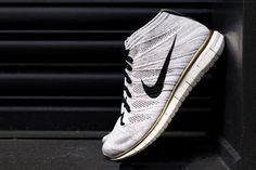 gebreide sneaker van Nike