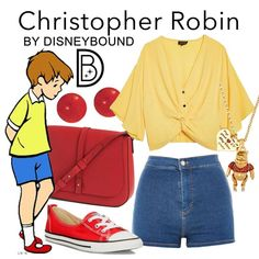 Disney Cosplay Christopher Robin from Winnie the Pooh Disney Bounding Outfit Disney Bound Outfits Casual, Cute Disney Outfits, Disney Princess Outfits, Disney Themed Outfits, Disney Dresses, Cute Outfits, Modern Disney Outfits, Princess Inspired Outfits, Disney Fancy Dress