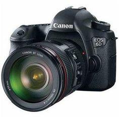Câmera Canon Eos 6d - Corpo Da Câmera #CanonDigitalCameras